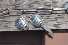 Bevel Gear Cover Key holder & Blank key set